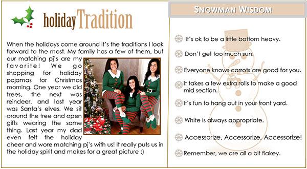 snowman-tradition